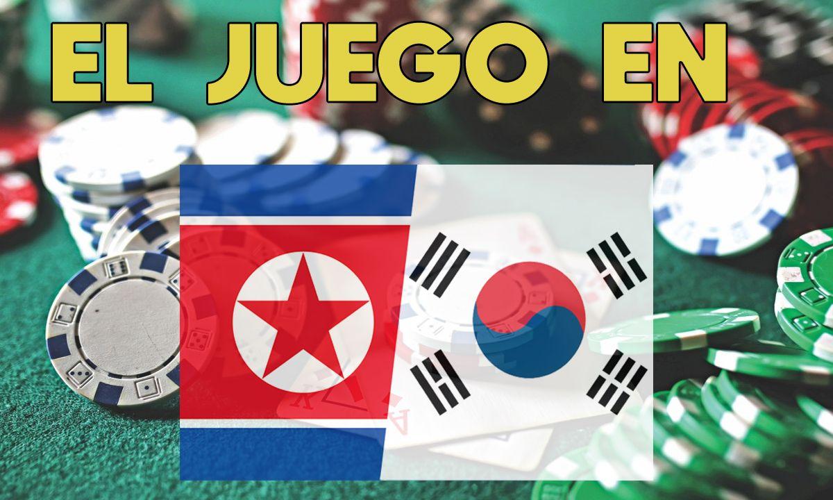 el juego en Corea