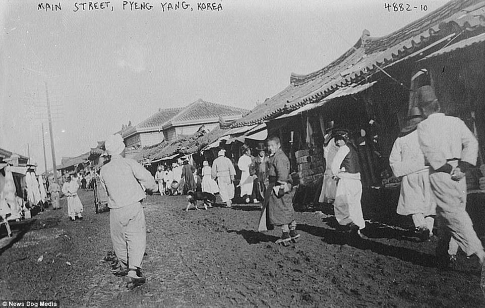 Pyongyang-1915