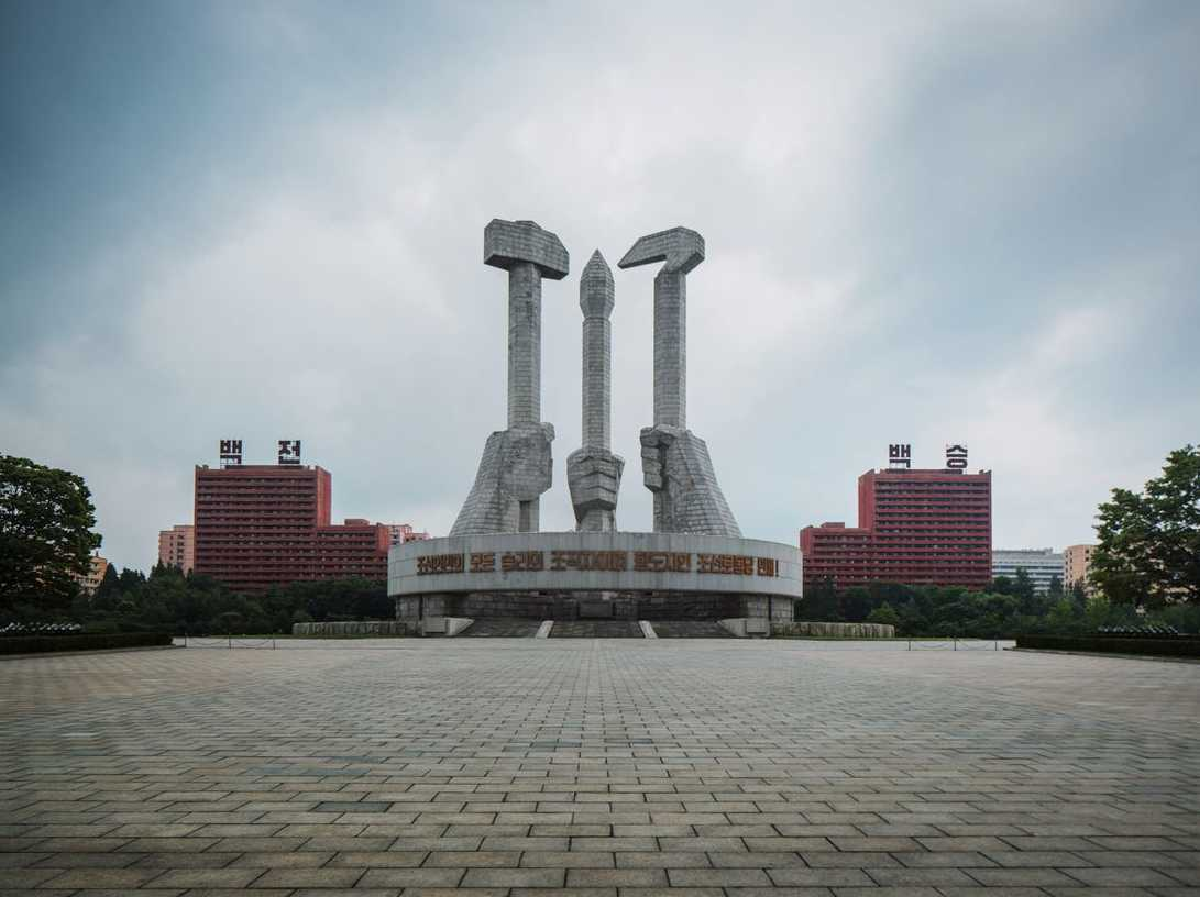 Cuál es la capital de corea del norte?