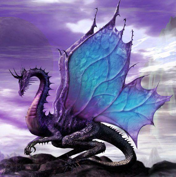 un dragon