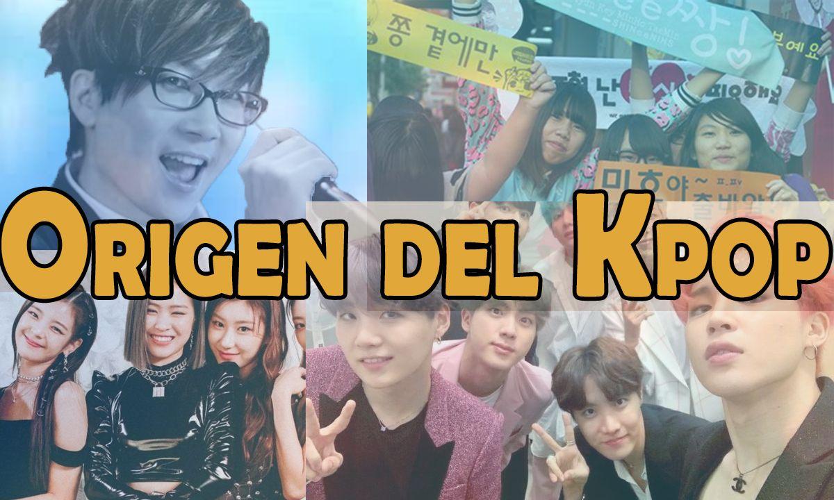 historia del Kpop