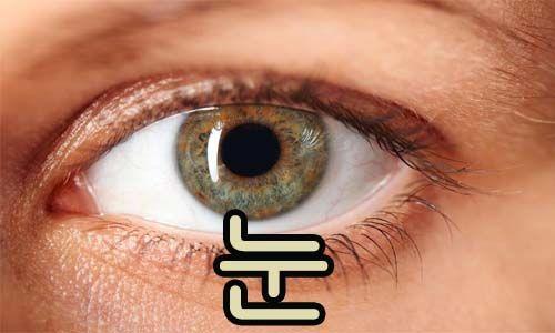 ojo en coreano