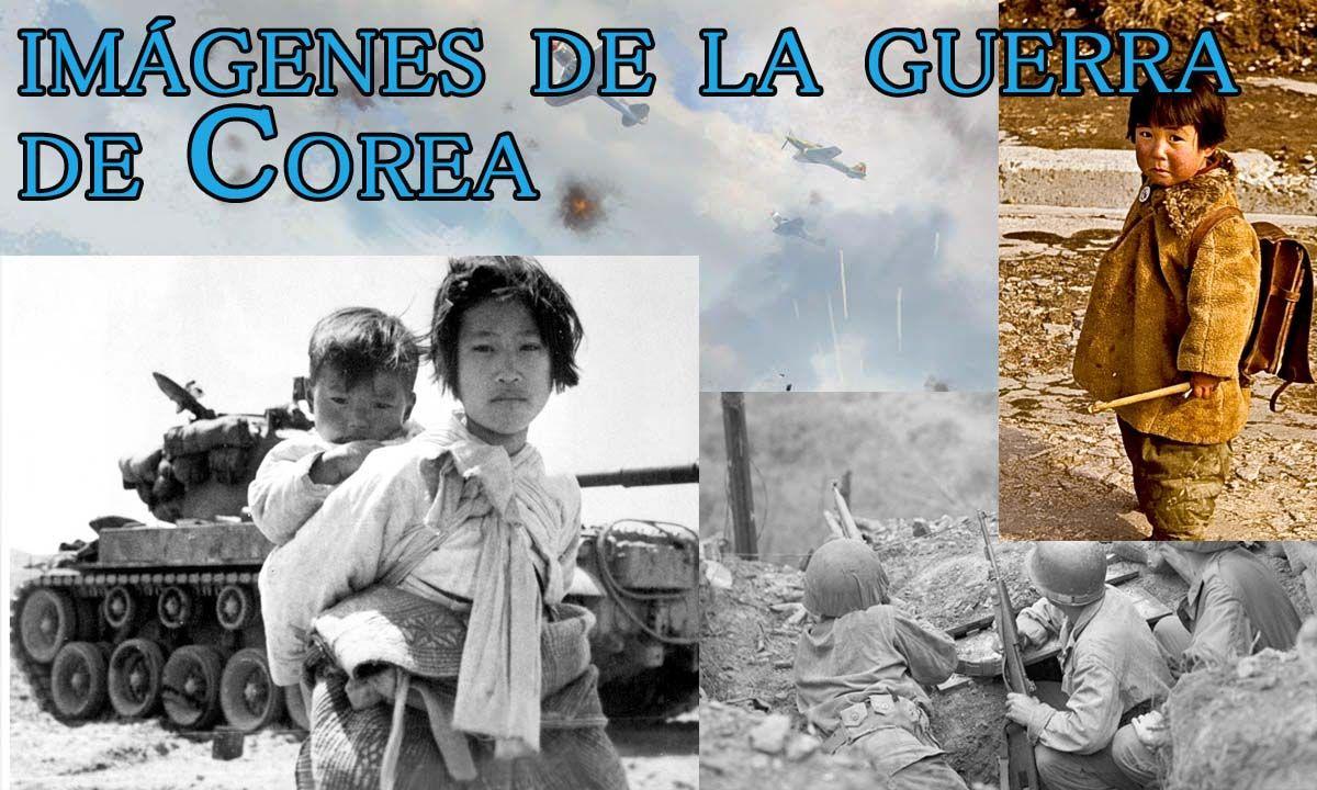 la guerra de corea en imagenes