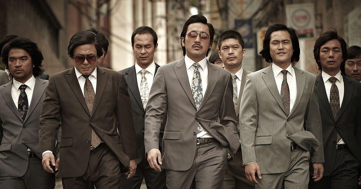 mafia coreana