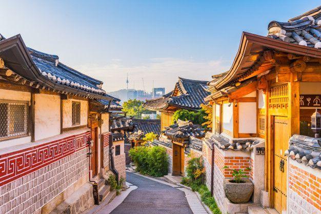 imagen de hanok village