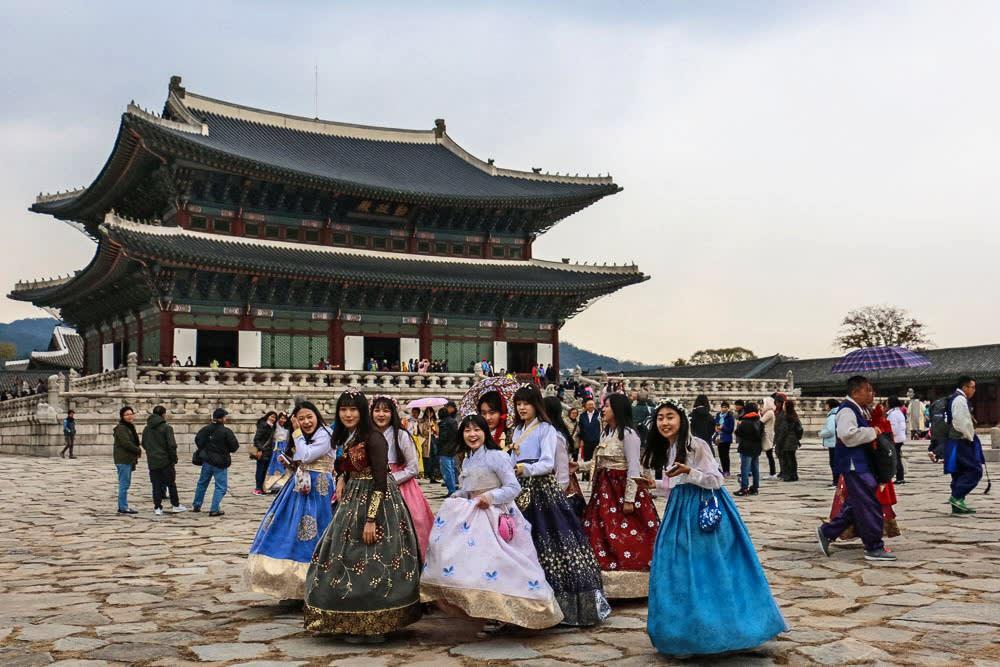 palacio-de-Gyeongbokgung-en-seul-2