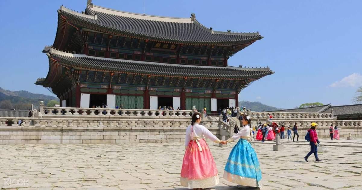 palacio-de-Gyeongbokgung-en-seul