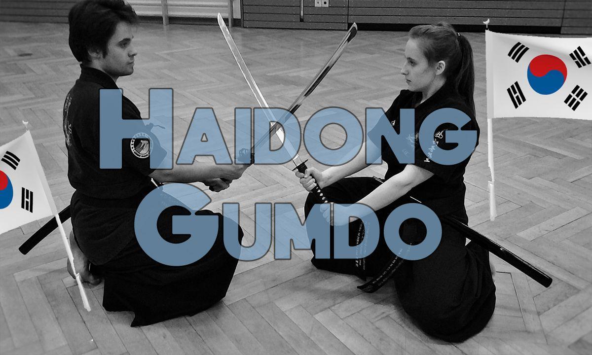 haidong Gumdo arte marcial coreano