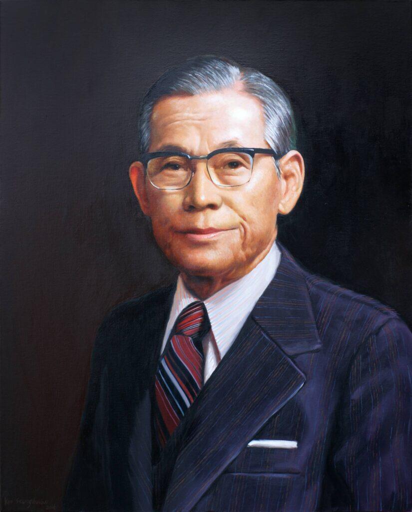 presidente de samsung