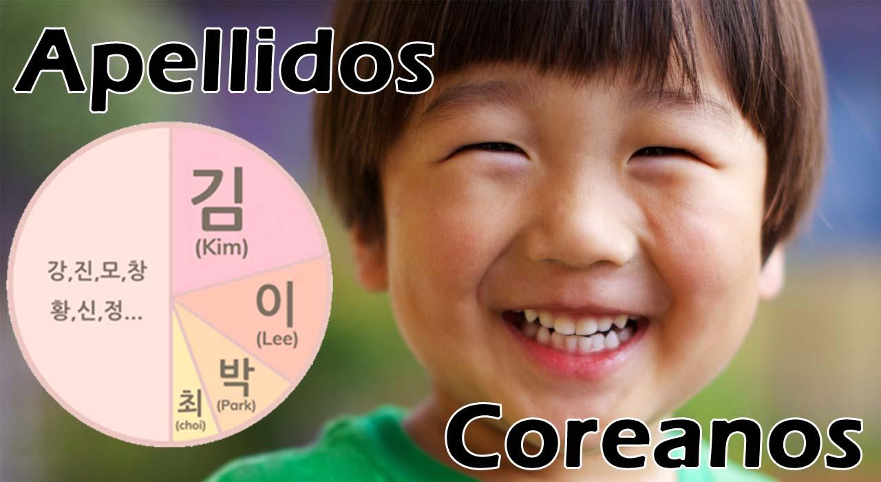 apellidos coreanos
