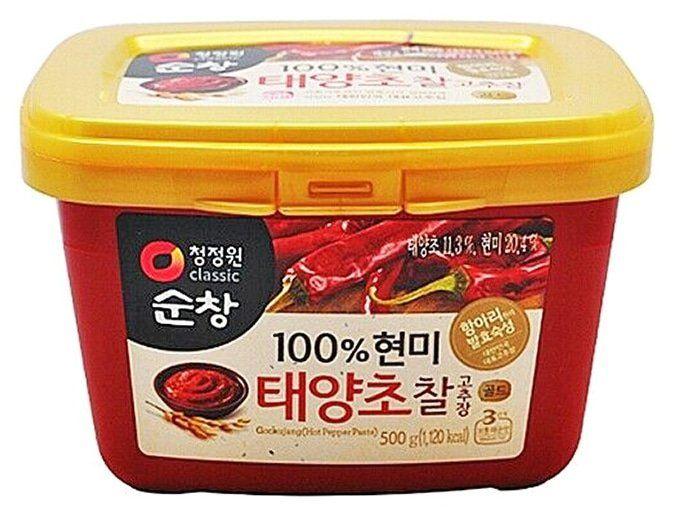Gochujang (고추장)
