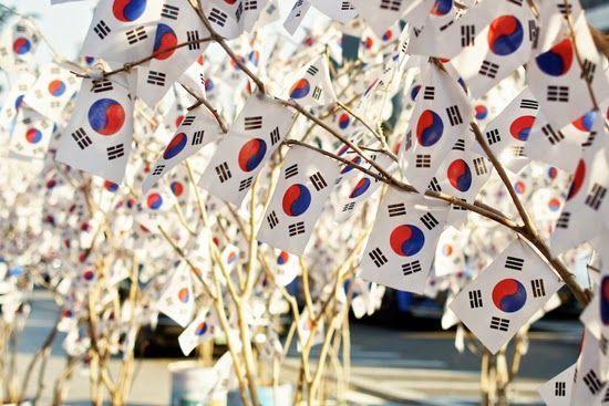 banderas-coreanas-1-de-marzo
