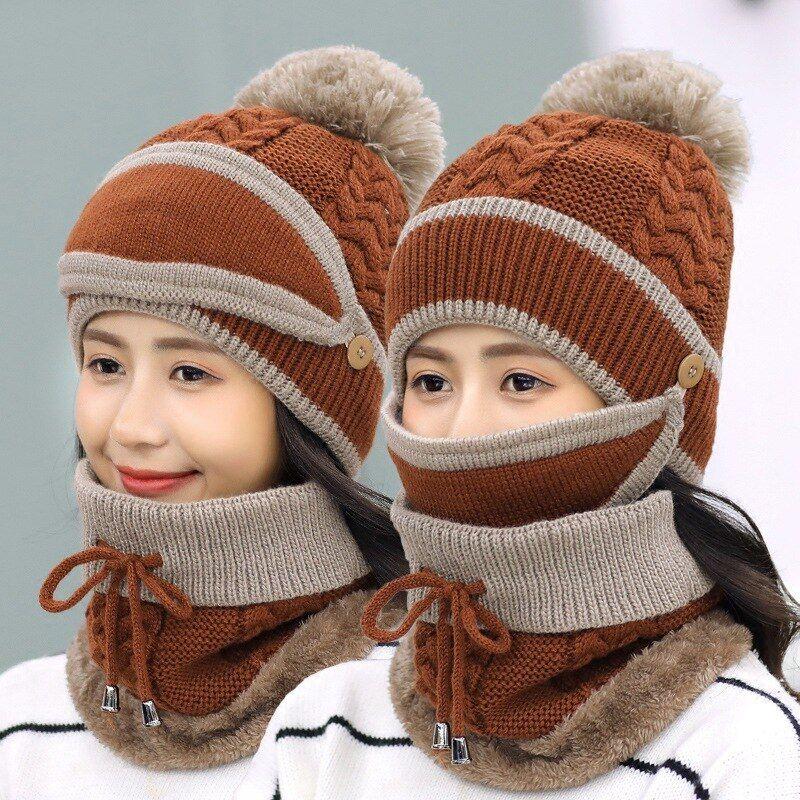 gorros coreanos de invierno