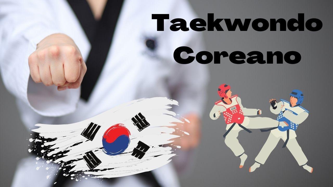 El taekwondo coreano