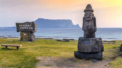 bienvenidos a la isla de jeju