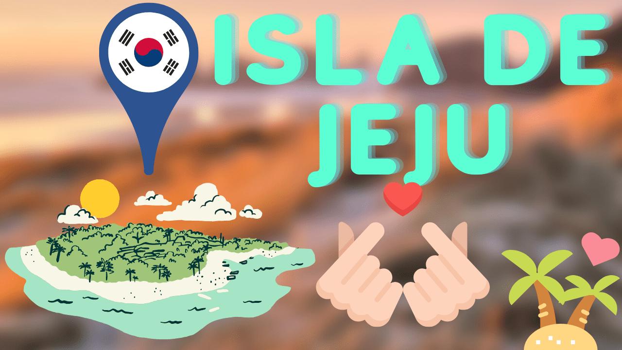 isla de jeju en corea