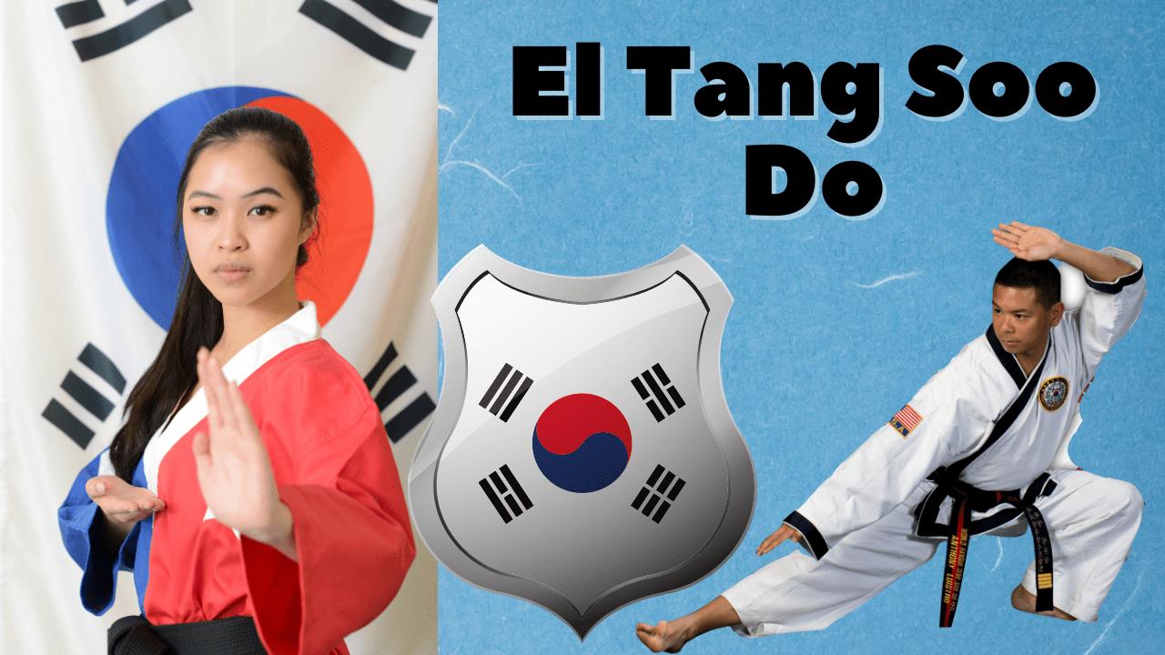 Tang soo do coreano